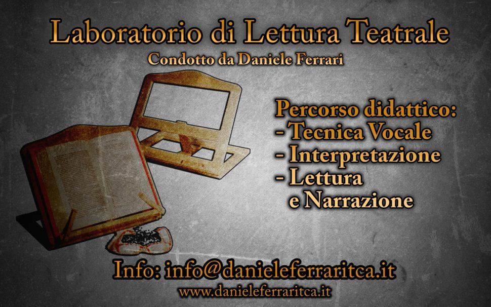Laboratorio di Lettura Teatrale