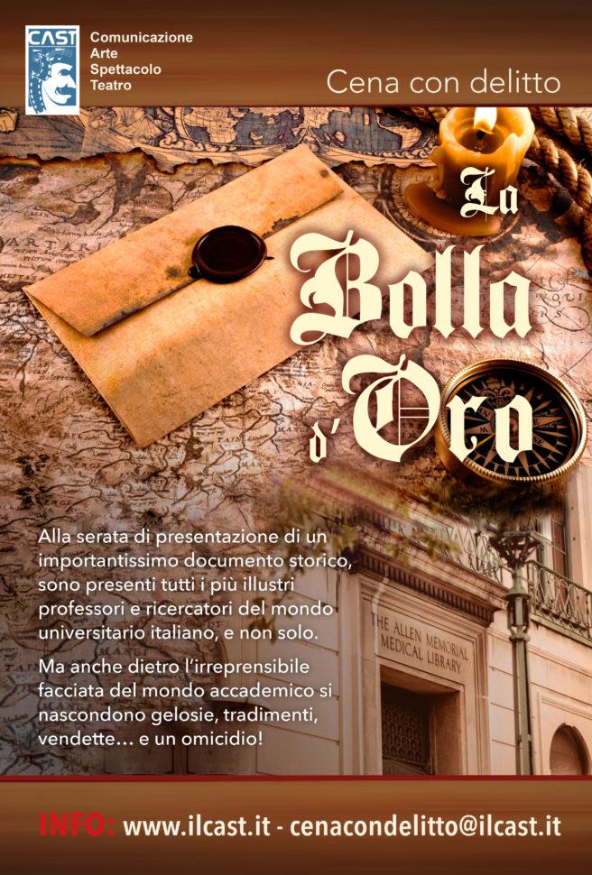 La Bolla D'Oro – Cena con Delitto a Rovigo