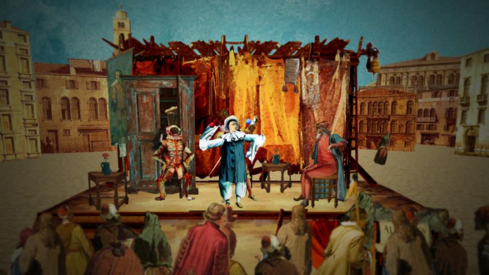 25 Febbraio – Giornata mondiale della Commedia dell' Arte