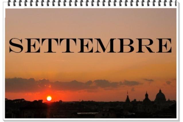Settembre – Ricominciare, Sperare, Lottare