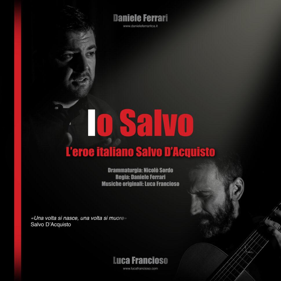 Io Salvo (l'eroe italiano Salvo D'Acquisto)