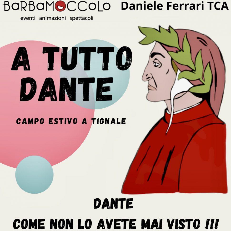 """Laboratorio """"A Tutto Dante"""""""